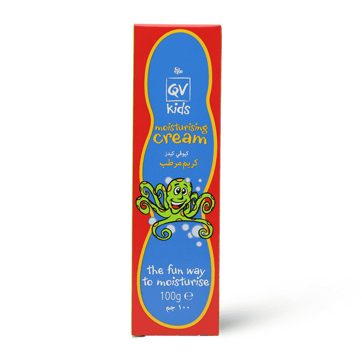 QV KIDS MOIST CREAM 100 GM