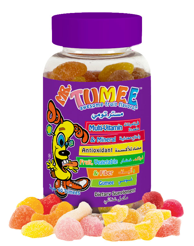 MR. TUMEE | MULTIVITAMIN AND MINERAL GUMMY