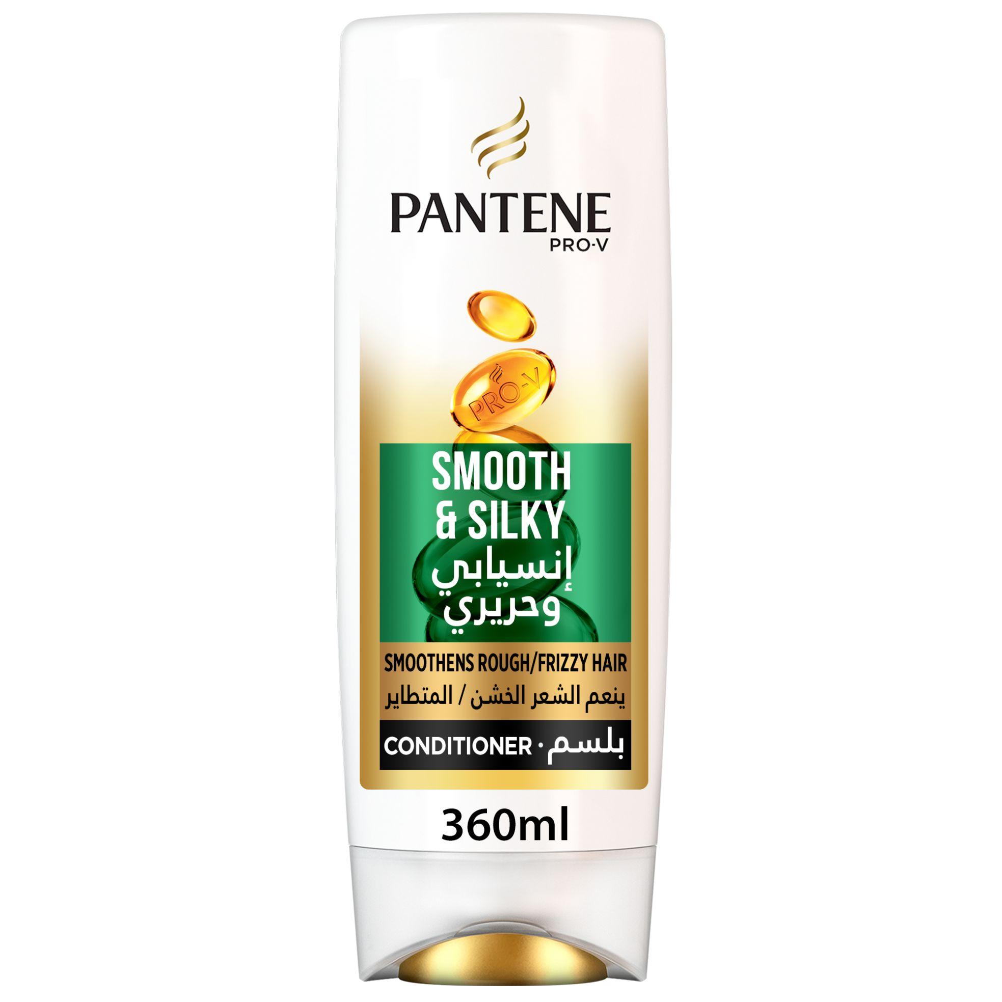 PANTENE PRO-V CONDITIONER SMOOTH & SILKY 360 ML