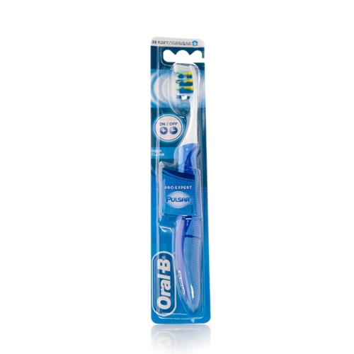 Oral-B Pro-Expert Pulsar Deep Clean Toothbrush 35 soft