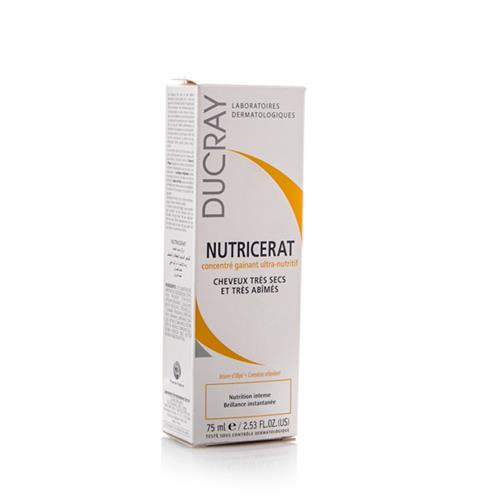 Ducray Nutricerat Serum  for dry damaged hair 75 ml