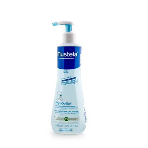 MUSTELA BEBE-PhysiObébé bebe - No-rinse cleansing fluid 300 ml