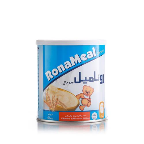 Ronameal Baby Cereal Wheat 400Gm