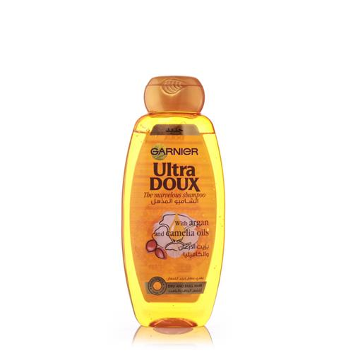 GARNIER UD SHAMPOO MARVELOUS OILS 400ML