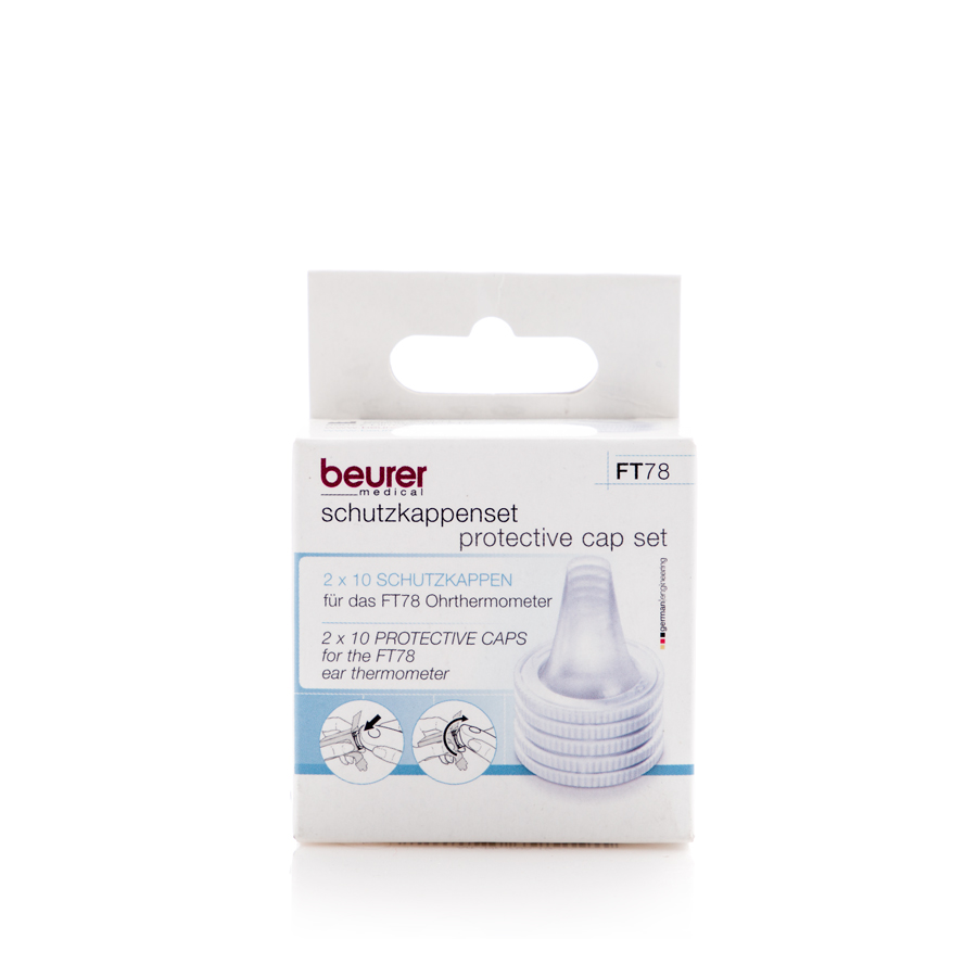 BEURER THERMOMETER EAR TIPS FT 78C