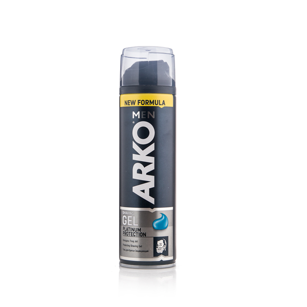 ARKO SHAVING GEL PLATINUM 200ML