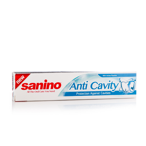 SANINO T/P ANTI CAVITY 100ML
