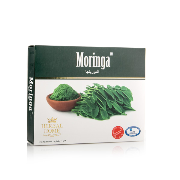 HERBAL HOME  MORINGA MIX 12X20GM SACH