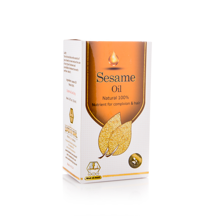 WADI ALNAHL H/OIL SESAME   | 125 ML
